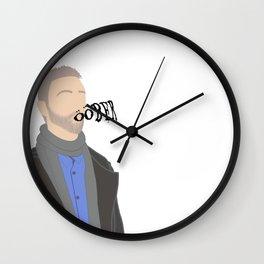Oober  Wall Clock