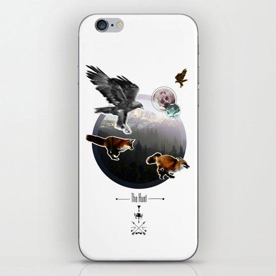 The Hunt. iPhone & iPod Skin