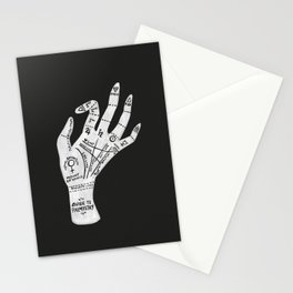 Palm Reading Stationery Cards