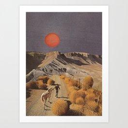 Arikara Art Print