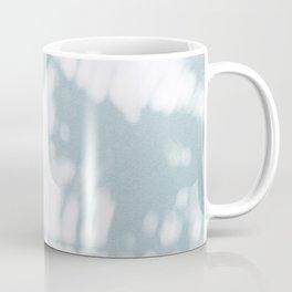 palm shadow Coffee Mug