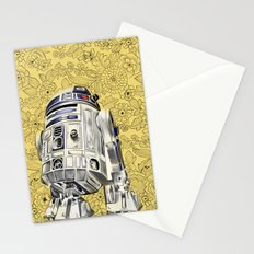 R2D2 from StarWars Stationery Cards