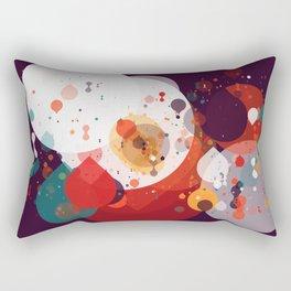 Scatter 2 Rectangular Pillow