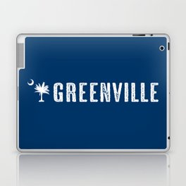 Greenville, South Carolina Laptop & iPad Skin