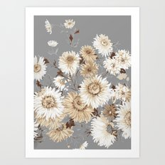 autumn cool Art Print