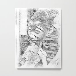 Fae For Yoou Metal Print