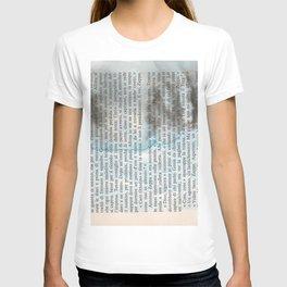 City skyline T-shirt