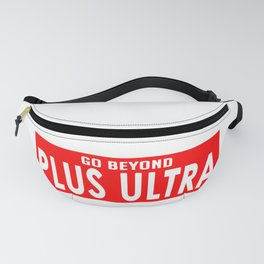 Plus Ultra Banner Fanny Pack