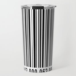Barcode #1 Travel Mug