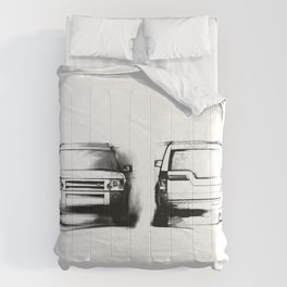 Discovery 3 - LR3 Comforters