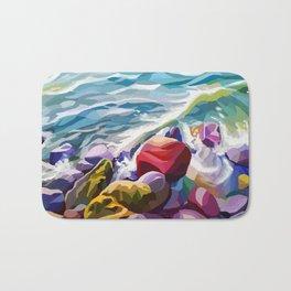 Sea vibes Bath Mat