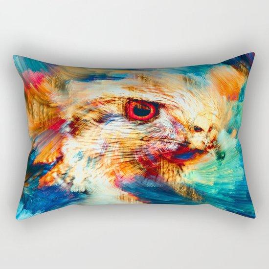 Wild Eagle 2 Rectangular Pillow