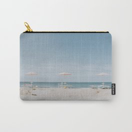 beach vibes xi / italy Carry-All Pouch