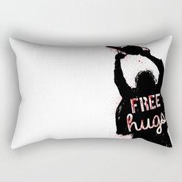 free hug  Rectangular Pillow