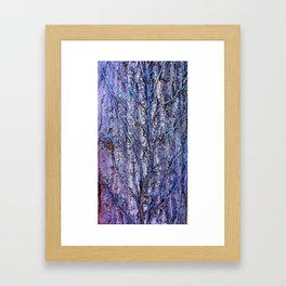 Rooted in you Framed Art Print