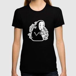 No Face - Tea Time T-shirt