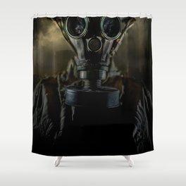 Survivor Shower Curtain