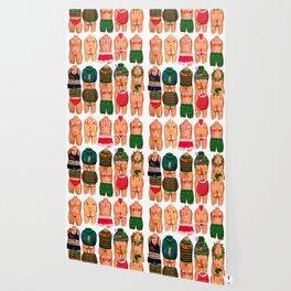 Christmas Gang Wallpaper
