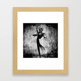 Jack Art Style Framed Art Print