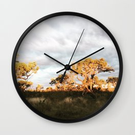 I Love South Africa Wall Clock