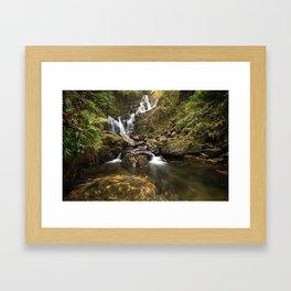 Torc Waterfall, Killarney, Ireland Framed Art Print