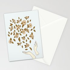 They'll be Back  Stationery Cards