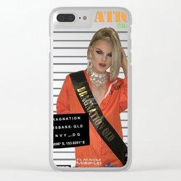 Envy DQ- Brisbane QLD- Dragnation Season 2 Clear iPhone Case