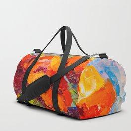 Wild poppies Duffle Bag