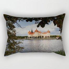 Moritzburg Castle- 3 Nuts for Cinderella Rectangular Pillow