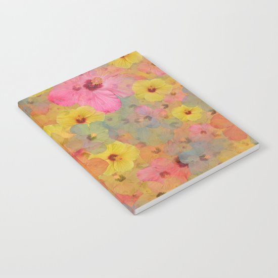 Floral Delight Notebook
