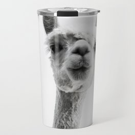 alpaca #society6 #decor #buyart Travel Mug