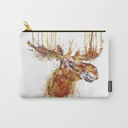 Moose Head Carry-All Pouch