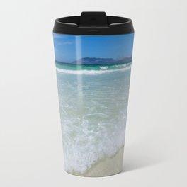 Beach in Cabo Frio, Brasil Travel Mug