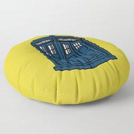T.A.R.D.I.S Floor Pillow