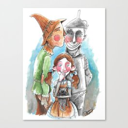 Friends of Dorothy Canvas Print