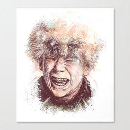 Scut Farkus Canvas Print
