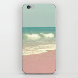 Sea waves 4 iPhone Skin