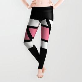 Team Colors 4....Pink Leggings