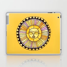The Sun was incapable of making plans Laptop & iPad Skin