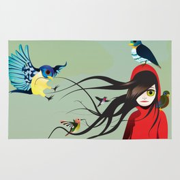 birdseye Rug