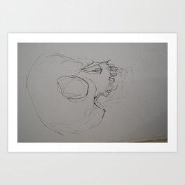 Nudo Art Print