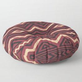 Classic Poncho Sarape Floor Pillow
