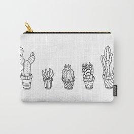 Cactus & Succulent Carry-All Pouch