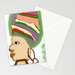 Older Eyes with Better Days #3 Stationery Cards