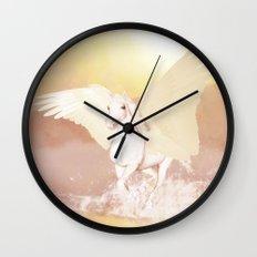 HORSE - Pegasus Wall Clock