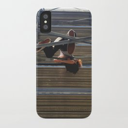 stands iPhone Case