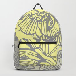 Alone in the moonlight Backpack