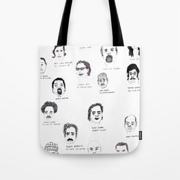 Serial Killers USA, Parts 1&2 Tote Bag