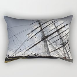 The Cutty Sark  Rectangular Pillow