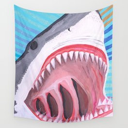 Punch Line Wall Tapestry